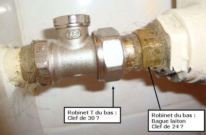 D monter un radiateur forum chauffage rafra chissement eau chaude sanit - Changer un robinet de radiateur ...